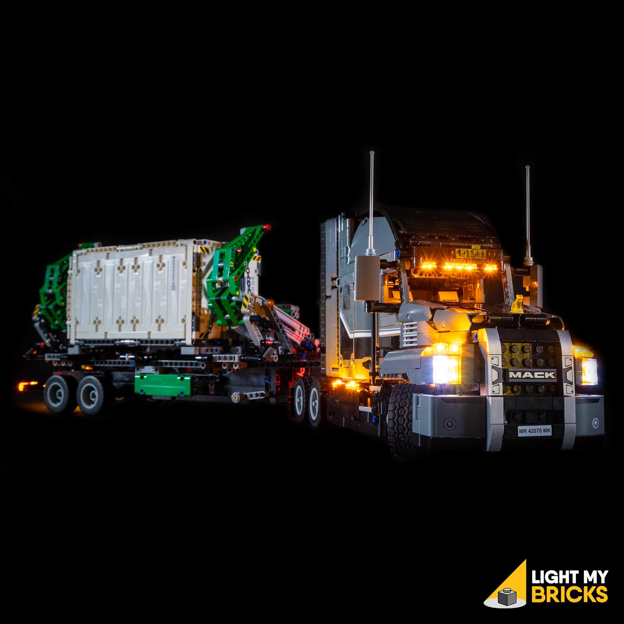 Mack Mr Wiring Diagram | Wiring Liry Mack Leu Truck Wiring Schematic on